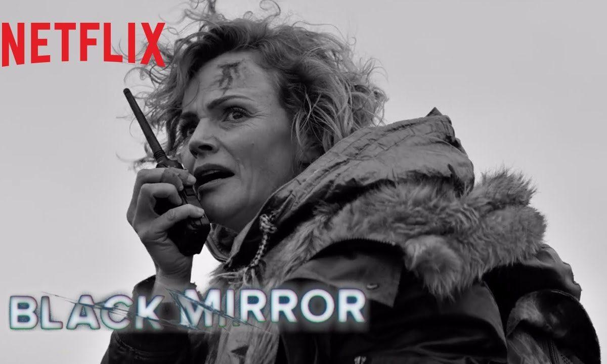 """""""Черното огледало"""" с Майли Сайръс и нови висоти във виртуалния секс"""